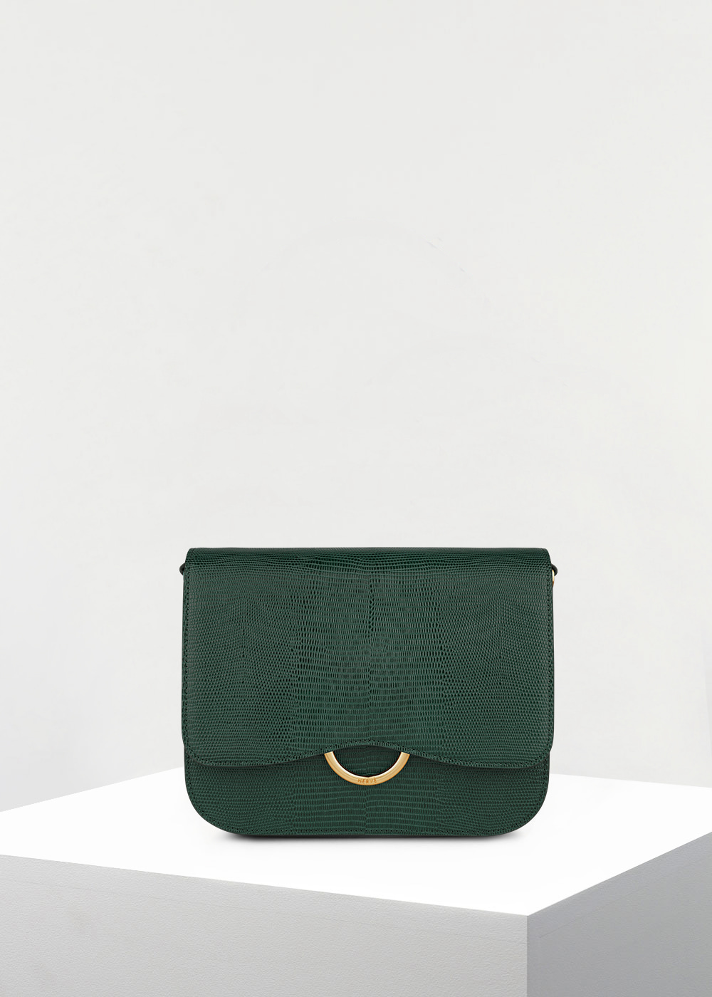 LONDE BAG_LIZARD GREEN