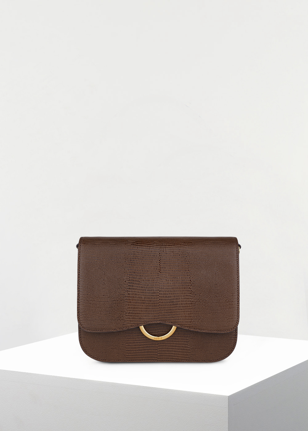 LONDE BAG_LIZARD BROWN