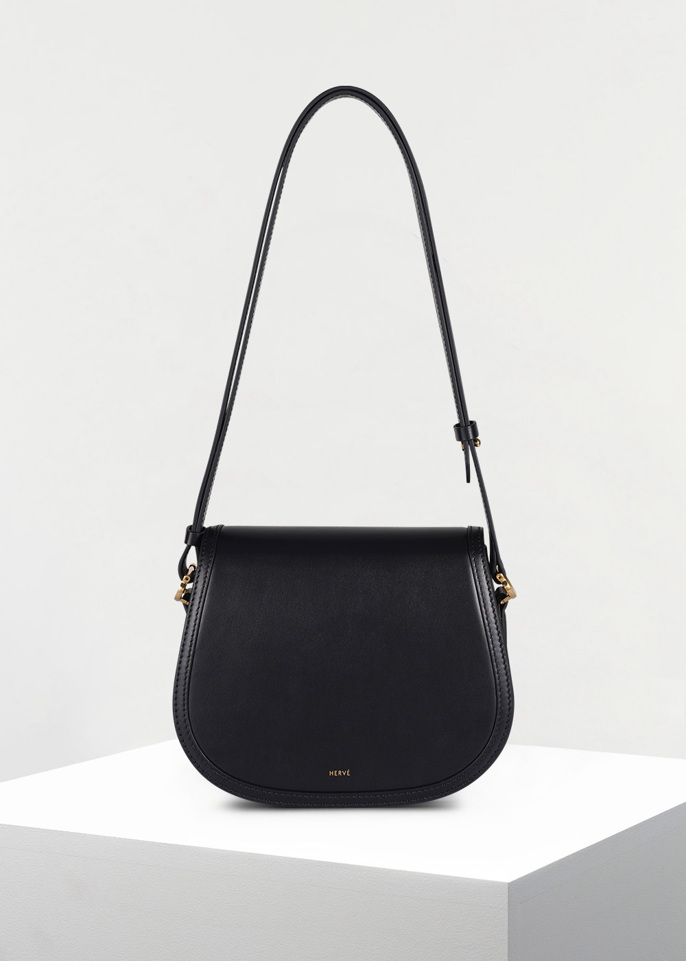 CLASSIC 20 TRIO SADDLE BAG_BLACK